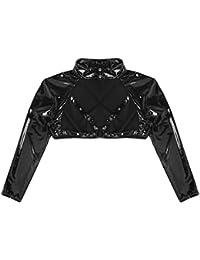 iixpin Herren Unterhemd Top T-Shirt Wetlook Muskel Shirt Unterwäsche Shirt  Clubwear Club Kostüm 3c903cdc22