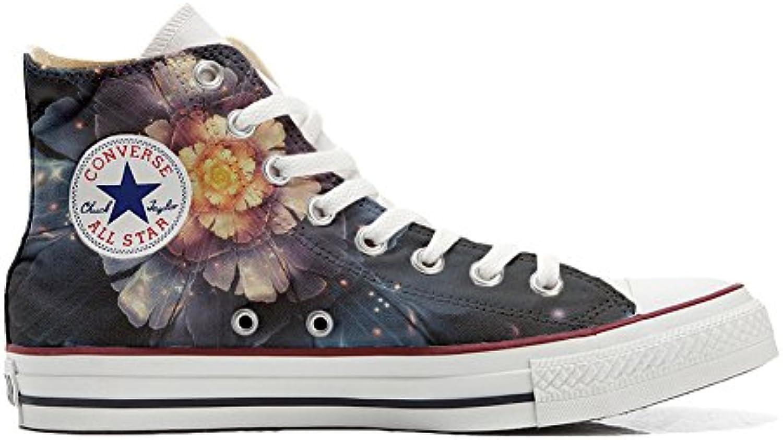 Scarpe Converse all all all Star Personalizzate (Scarpe Artigianali)  Infinity Flowers 694e7c 333b96b1b72