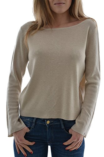 Only -  Maglione  - Donna beige Small