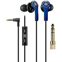 Yamaha - EPH-M100 - Ecouteurs Intra-auriculaires - Bleu