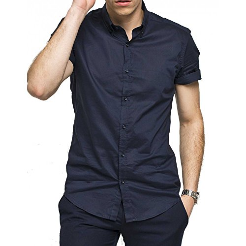 ANTONY MORATO MMSS00063-Camicia Blu