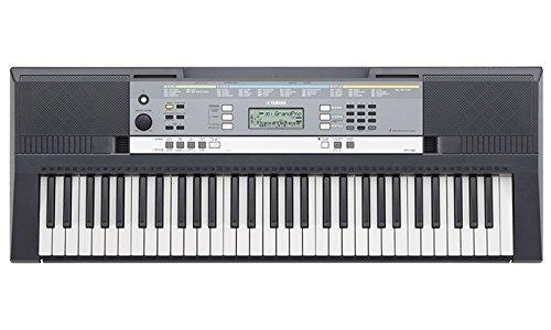 YAMAHA Digital Musik Keyboard Klavier YPT-240 - Verbindung zu iPhone, iPad oder iPod touch möglich* (Grand Digital Piano Yamaha)