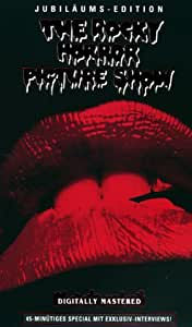 The Rocky Horror Picture Show [VHS]