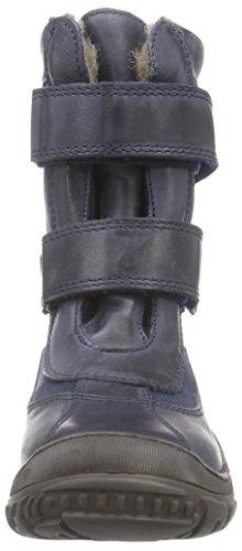 Bisgaard TEX Unisex-Kinder Warm gefütterte Schneestiefel Blau (20 Blue)