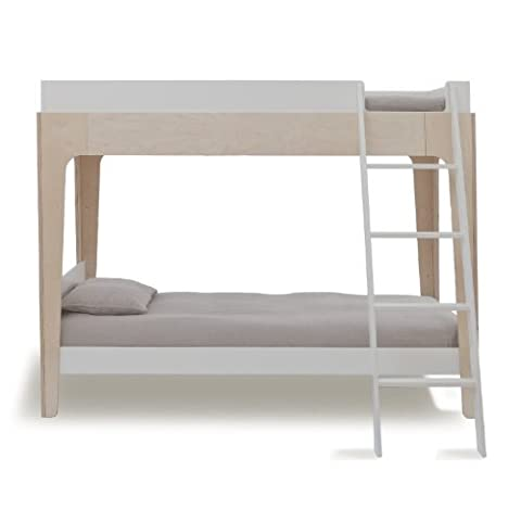 Oeuf Perch Bunk Bed - Birch/White (Box 1) by Oeuf