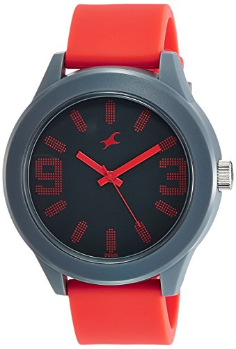 Fastrack NG38003PP08CJ  Analog Watch For Unisex