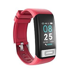 C20S Smartwatch Armband ECG/PPG/ECG Blutdruck Erkennung Herzfrequenz IP67, wasserdicht, Schrittzähler, Erinnerung, Blutdruck, Übungs-Tracker