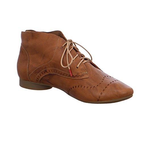 Think!  80282-54, Chaussures de ville à lacets pour femme Marron