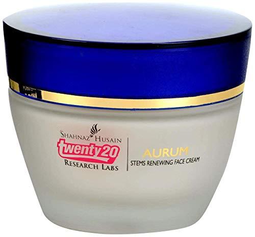 Shahnaz Husain Pflanze Stem Cell Skin Renewal Creme, 50g - (Verpackung können variieren) -