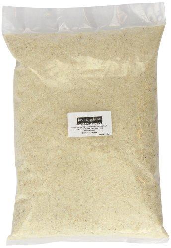 JustIngredients Flohsamenschalen, Psyllium Husks, 1er Pack (1 x 1 kg)