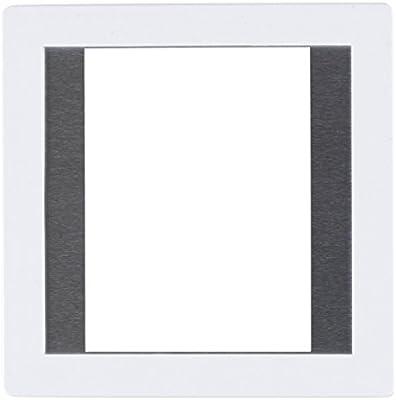 Gepe 2501 - Protector de vidrio para diapositivas (20 unidades, protección frente a anillos de Newton)