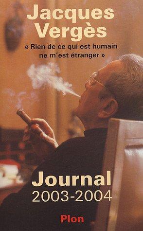 Journal 2003-2004 :