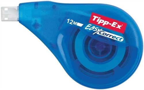 Tipp-Ex Easy-correct Correction Tape Roller 4.2mmx12m Ref 8290352 [Pack 10]