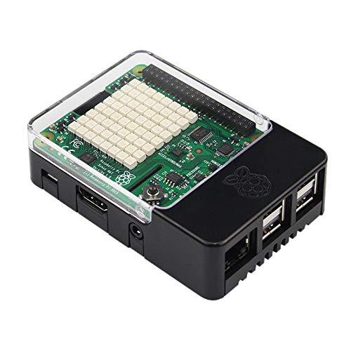 Temperatur-feuchte-sensor (TOOGOO Sense Hut Mit Orientierung Druck Feuchte Und Temperatur Sensoren Feuchte Sensoren Mit Fall Für Raspberry Pi 3)
