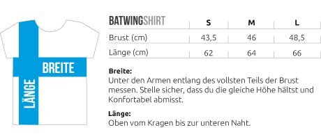 Kane Grey - F-GT40 - Batwing Women Shirt Silber Auf Schwarz