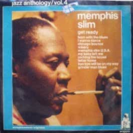 Memphis Slim - Jazz Anthology Vol.4 - Mr. Pickwick - MPD 192