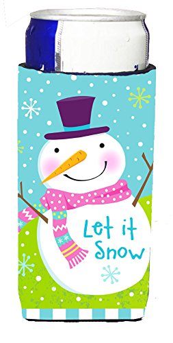 christmas-snowman-let-it-snow-michelob-ultra-koozies-for-slim-cans-vha3017muk