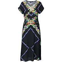 Desigual Robe Longue Femme Vest Cocci 18WWVW51 ec9b376b5ccb