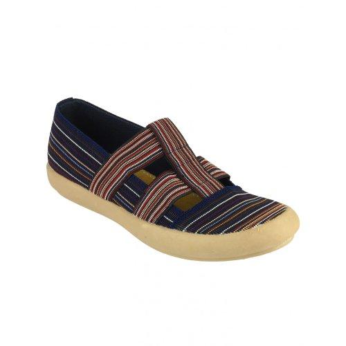 Cotswold Crompton - Chaussures d'été - Femme Bleu Marine