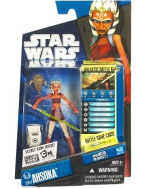 Star Wars Clone Wars Ahsoka Tano (Wars Clone Star The Wars Ahsoka)