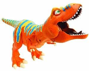Tomy Dino Train - LC53108FR - Dinosaure intéractif - Boris T-Rex Interactif