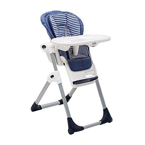 Joie Mimzy LX Hochstuhl Design Denim - Stuhl Denim