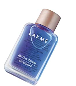 Lakme Nail Color Remover, 27 ml