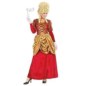 WIDMANN Condesa de vestuario| color vino tinto| talla L