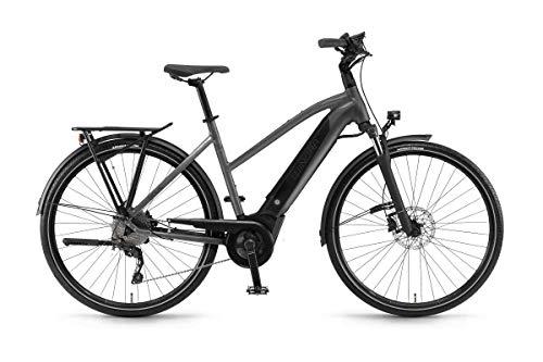 Unbekannt Winora Sinus i9 500 Damen Pedelec E-Bike Trekking Fahrrad grau 2019: Größe: 44cm