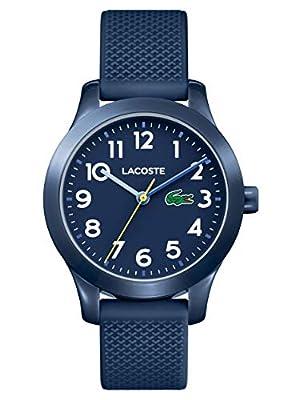 Lacoste Reloj Análogo clásico para Niños de Cuarzo con Correa en Silicona 2030002 de Lacoste