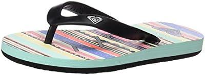 Roxy Rg Tahiti V G Sndl, Sandalias Flip-Flop para Niñas