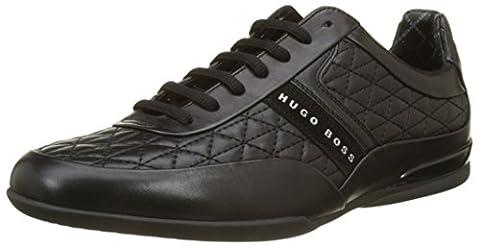 BOSS Green Herren Space_Lowp_ltma2 10201675 01 Sneaker, Schwarz (Black), 42 EU