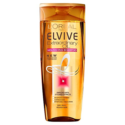 L'Oreal Elvive Extraordinary Oil Dry Hair Shampoo 400ml
