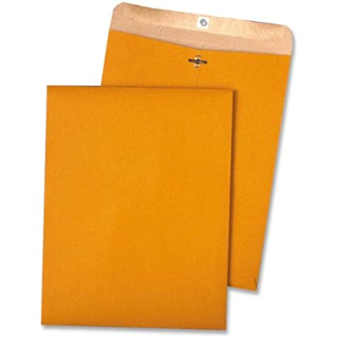 Clasp Envelopes, Recycled, 10'x13