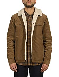 Volcom Keaton Jacket Mud