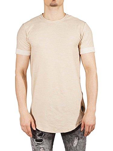 Project X Paris Herren T-Shirt Beige