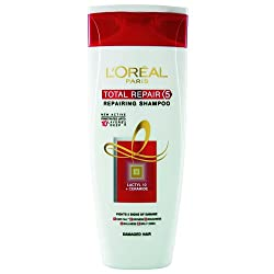 Loreal Paris Total Repair Shampoo 75ml (Pack Of 3)