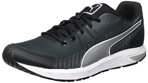 Puma Sequence V2, Chaussures de Running Compétition Homme Noir - Schwarz (puma black-puma Silver-puma White 08)