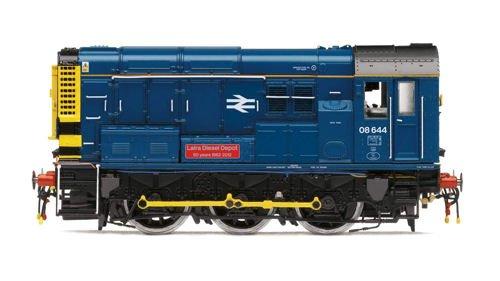 Hornby R3485Britische Eisenbahn , 0-6Laira Diesel Depot Class 20,3cm Zug Modell Set - Zug-depot Spielzeug