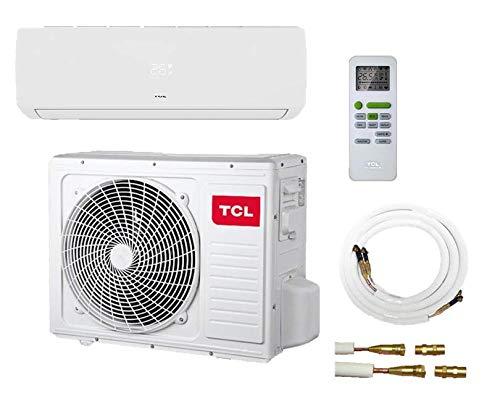 TLC Split-Klimaanlage 9000 BTU, Easy Quick Connection, 2,5 kW, TCL-9000 (9109106580)