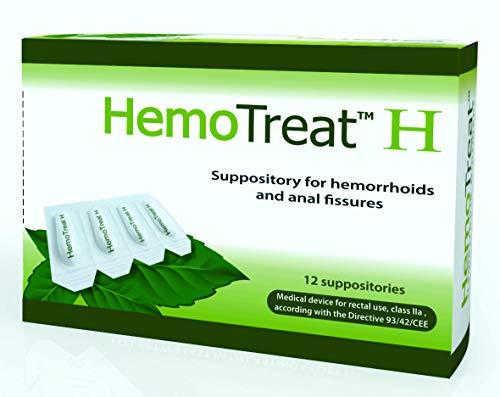 Crème Hémorroïdes Traitement - HemoTreat - Rapide Safe efficace hémorroïdaire Soulagement des...