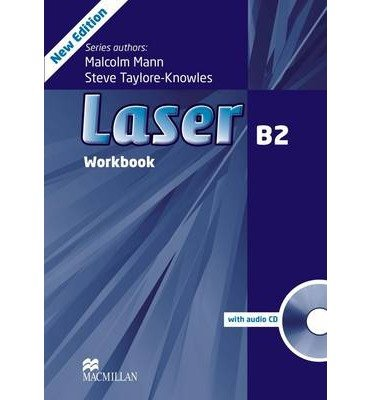 Laser Workbook (- Key) + CD Pack Level B2 (Mixed media product) - Common