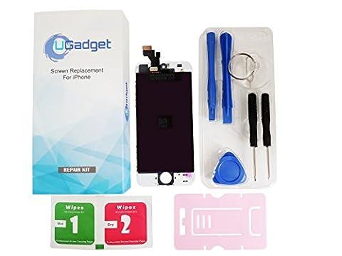 Kit Outil Iphone 5 - Ugadget (iPhone 5)Nouveau Blanc LCD écran tactile