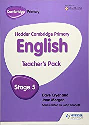 Hodder Cambridge Primary English: Teacher's Pack Stage 5