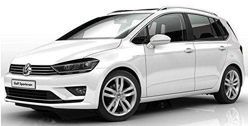 Déflecteurs pour VW Golf SPORTSVAN, G + D / 2014-, Avant et Arriere, 4 pcs, 5-Portes