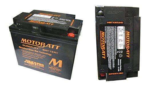 H/Davidson FXRS 1340 Low Rider MBTX20UHD batteria moto 1986-1992