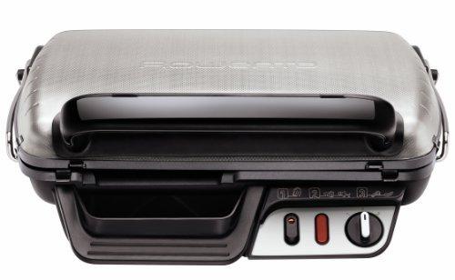 ROWENTA GR6010 Bistecchiera Elettrica e Barbecue Potenza 2400 Watt