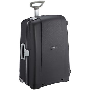 b8786eb04 Samsonite Aeris - Upright 71 - 4,50 Kg, Suitcase 71 cm, 87.5 L, Black, Large