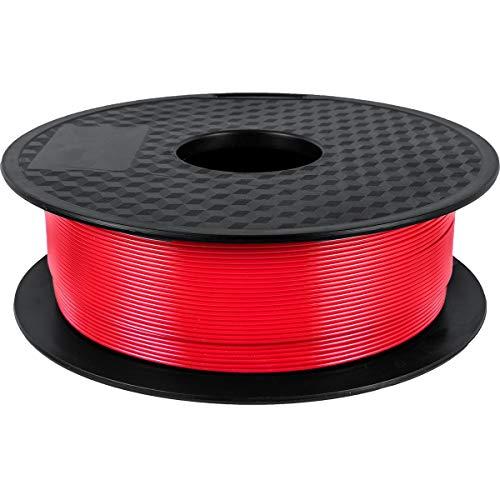 PLA Filamento 1,75 mm, color rojo, Geetech impresora