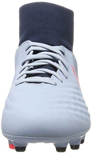 Nike Magista Onda Ii Df Fg, Chaussures de Football Mixte Enfant, Lt Armory Blue/Armory Navy-Armory Blue Bleu (Light Armory Blue/Armory Navy-Armory Blue)